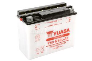 batteria Y50-N18L-A3 Yuasa : 206mm x 91mm x 164mm