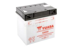 batteria 53030 Yuasa : 187mm x 130mm x 170mm