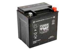 batteria YIX30L Yuasa : 166mm x 126mm x 175mm