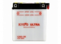 batteria 12N5-3B Kyoto : 121mm x 61mm x 131mm