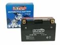 batteria YT7B-BS Kyoto : 150mm x 65mm x 92mm