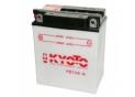 batteria YB12A-A Kyoto : 135mm x 81mm x 161mm