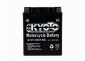 batteria YTX14AH-BS Kyoto : 134mm x 89mm x 166mm