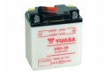 batteria 6n6-3b Yuasa : 99mm x 57mm x 110mm