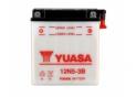 batteria 12N5-3B Yuasa : 121mm x 61mm x 131mm