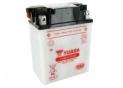 batteria YB12C-A Yuasa : 135mm x 81mm x 175mm