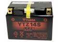 batteria YTZ14-S Yuasa : 150mm x 87mm x 110mm