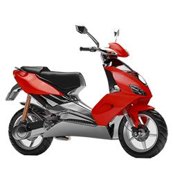 trova batteria scooter